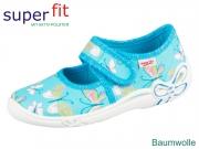 SuperFit BELINDA 4-00288-80 blau Textil