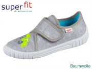 SuperFit Bill 4-00278-20 grau Textil