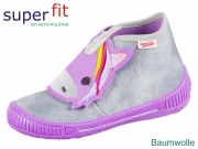 SuperFit BULLY 4-00251-20 grau Textil