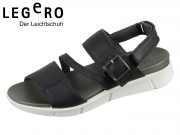 Legero FANO 4-00743-01 schwarz Nappa