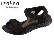 Legero SIRIS 8-00732-00 schwarz Nubuk