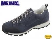 Meindl Rialto 4624-49 marine Velourleder
