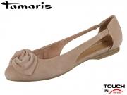 Tamaris 1 29502 22 616 old rose Leder | Schuhhaus Kocher