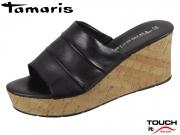 Tamaris 1-27222-22-001 black Leder