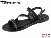 Tamaris 1-28123-22-001 black Leder
