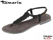 Tamaris 1-28143-22-001 black Leder