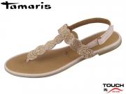Tamaris 1-28159-22-521 rose Leder
