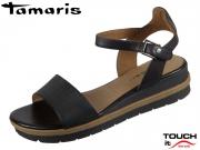 Tamaris 1-28328-22-906 black Leder