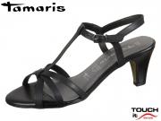 Tamaris 1-28360-22-003 black Leather