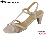 Tamaris 1-28360-22-527 rose metallic Leder