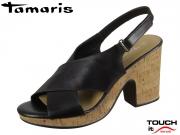 Tamaris 1-28364-22-046 black Leder