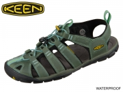 Keen Clearwater CNX Leather 1014371 mineral blue yellow Leather
