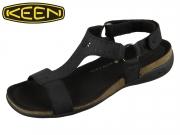 Keen Ana Kaki T-Strap Sandal 1020443 black Leder