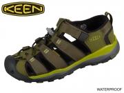 Keen Newport neo H2 1018431-1018423 dark olive celery