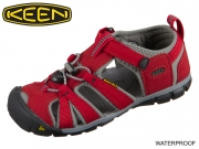 Keen Seacamp II CNX 1014470-1014478-1014442 racing red gargoyle