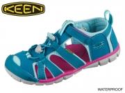 Keen Seacamp II CNX 1020675-1020695 deep lagoon bright pink