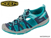 Keen Moxie Sandal 1016351-1016354 dress blue virdian