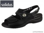 Solidus Moni 74003 00098 schwarz Vitello