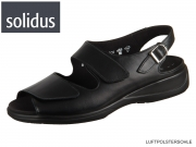 Solidus Lia 038 73038 00098 schwarz Vitello