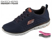 Skechers Flex Advantage-The Happs 52185-DKNV dark navy black Persistent