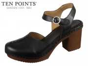 Ten Points Amelia 517010-101 black Leather