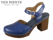 Ten Points Amelia 6 517010-703 darkblue Leather