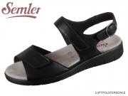 Semler Dunja D4045012001 schwarz Softnappa