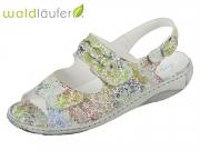 Waldläufer Garda 210004 177 148 offwhite Florat