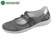 Remonte R3506-02 schwarz silber graphit silver Knitup 14 Olymp Pamplona