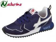 Naturino W6YZ 1C49-001-2013566-01 bleu bianco Textil