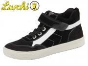 Lurchi Hakon 33-14024-21 black Suede