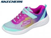 Skechers Dazzle Strides 82050L-TQMT Turquoise-Multi