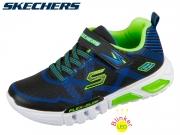 Skechers Flex Glow 90542L-BBLM black