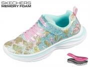 Skechers Double Dreams 81424L-AQPK aqua