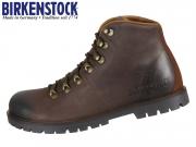 Birkenstock Hancock 434371 dark brown Leder