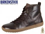 Birkenstock Bartlett Men 1010542 aviator mocha Leder