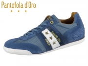 Pantofola d Oro Imola 2T Canvas Uomo Low 10191030-HFQ olympian blue