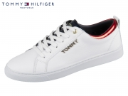 Tommy Hilfiger Tommy City Sneaker FW0FW03776-100 white