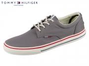 Tommy Hilfiger Tommy Jeans Textile Sneaker EM0EM00001-039 steel grey Textile