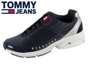 Tommy Hilfiger Heritage Tommy Jeans Sneaker EM0EM00196-403 midnight