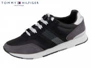 Tommy Hilfiger Corporate Material Mix Runner FM0FM02056-990 black