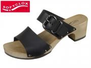 Softclox Katja 3469-03 schwarz Softnappa