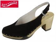 Softclox Gesa 3466-03 schwarz Kaschmir