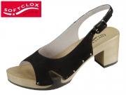 Softclox Raike 3460-11 schwarz Kaschmir