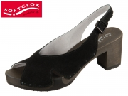 Softclox Wiebke 3463-01 schwarz Kaschmir