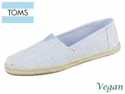 TOMS Alpargata 10013520 blue Canvas