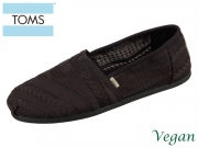 TOMS Alpargata 10013491 black Canvas