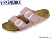 Birkenstock Arizona SFB 1012830 rose Nubuk