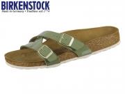Birkenstock Yao Balance 1013532 patent khaki Birkoflor