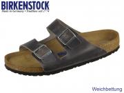 Birkenstock Arizona SFB 552801 iron Leder